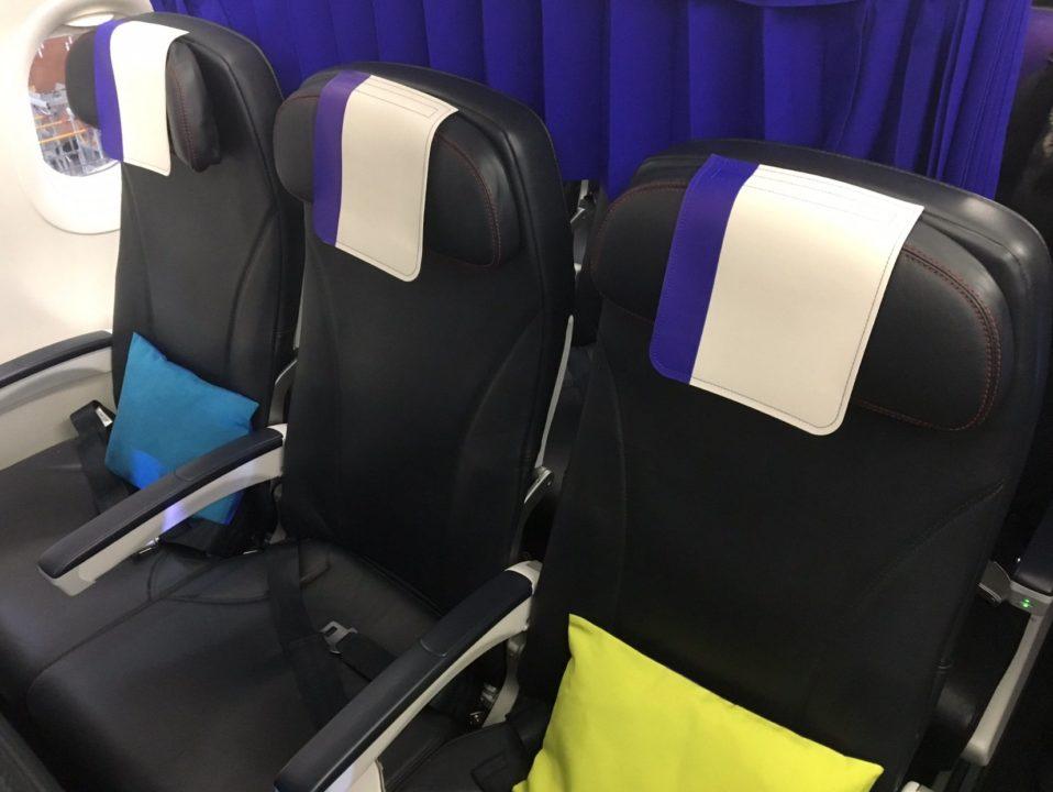 La cabine des A320 Joon