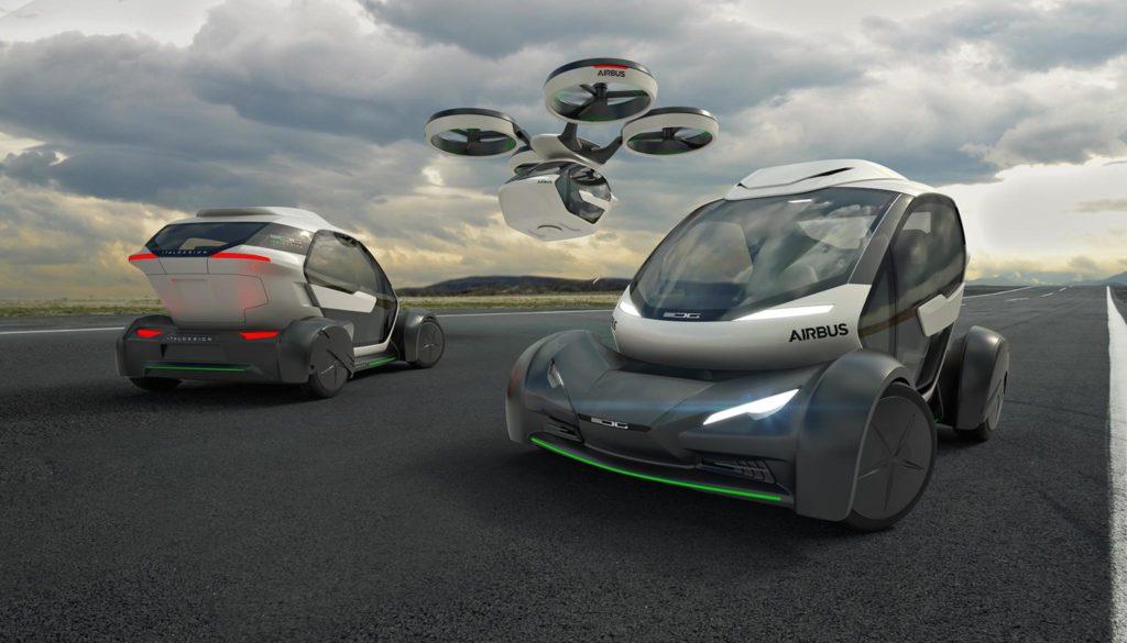 Projet Pop-Up de véhicule autonome sans chauffeur