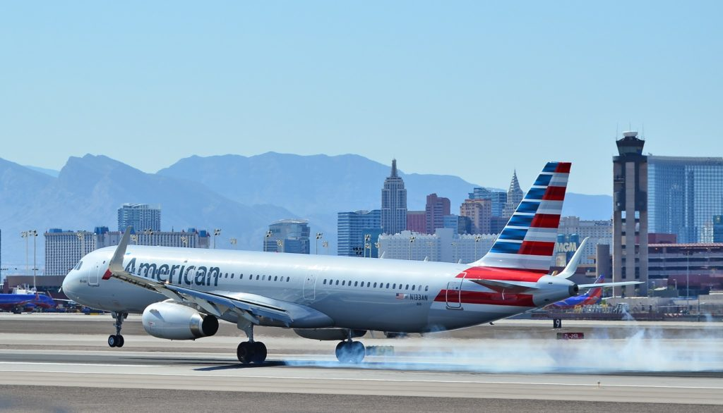 N133AN American Airlines / Airbus A321-231 - cn 6482