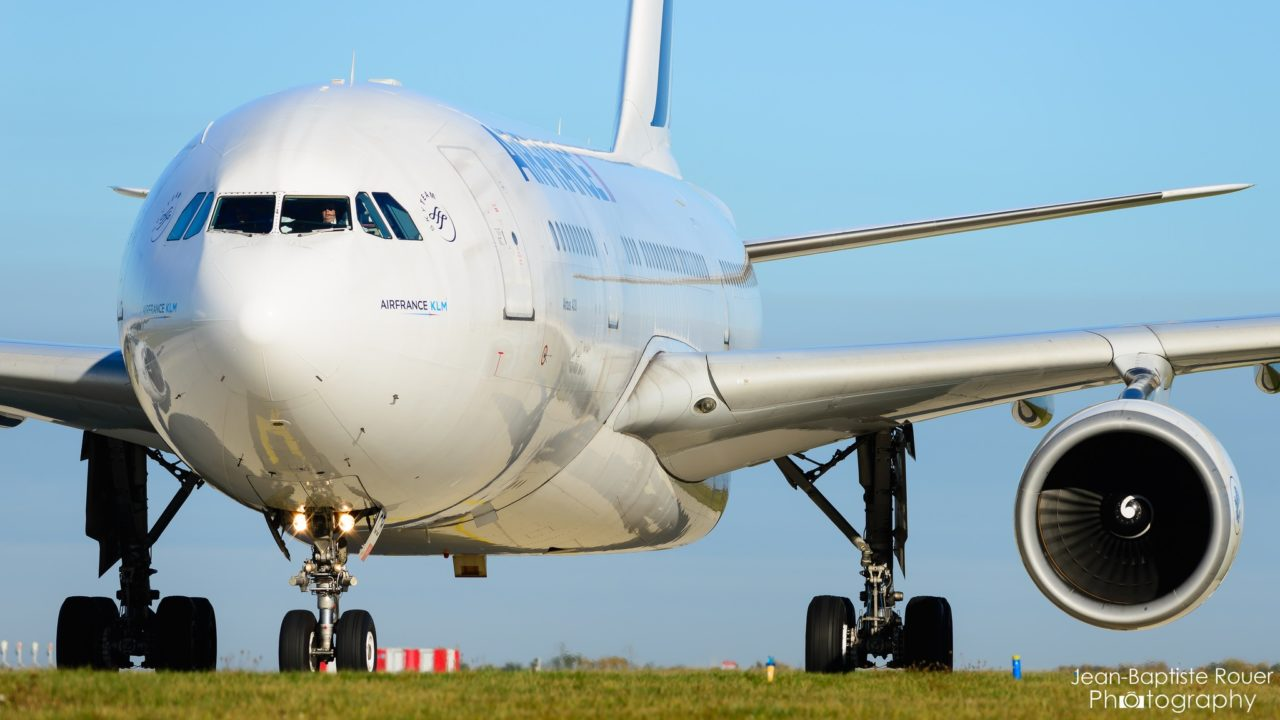 Airbus A330-200 Air France F-GZCB