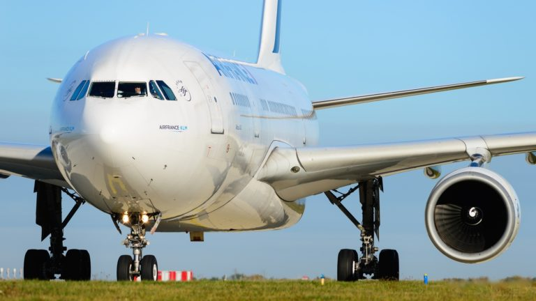 Airbus A330-200 Air France F-GZCB