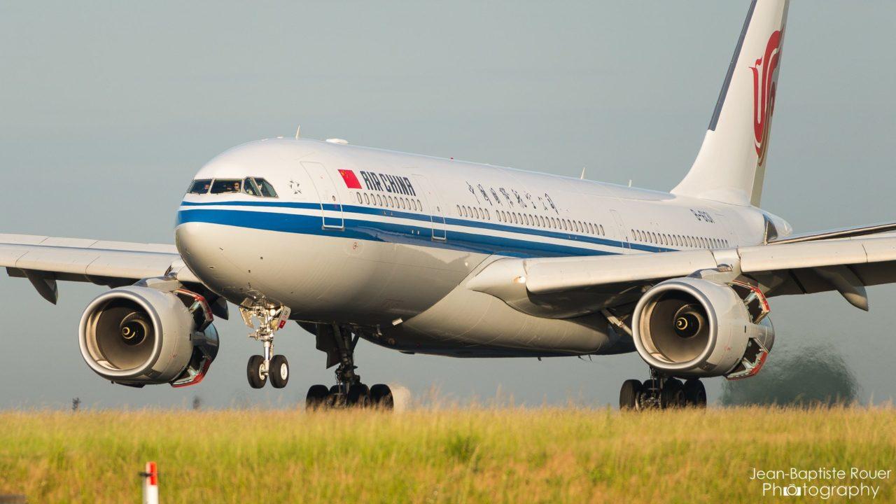 Airbus A330-243 Air China B-6131