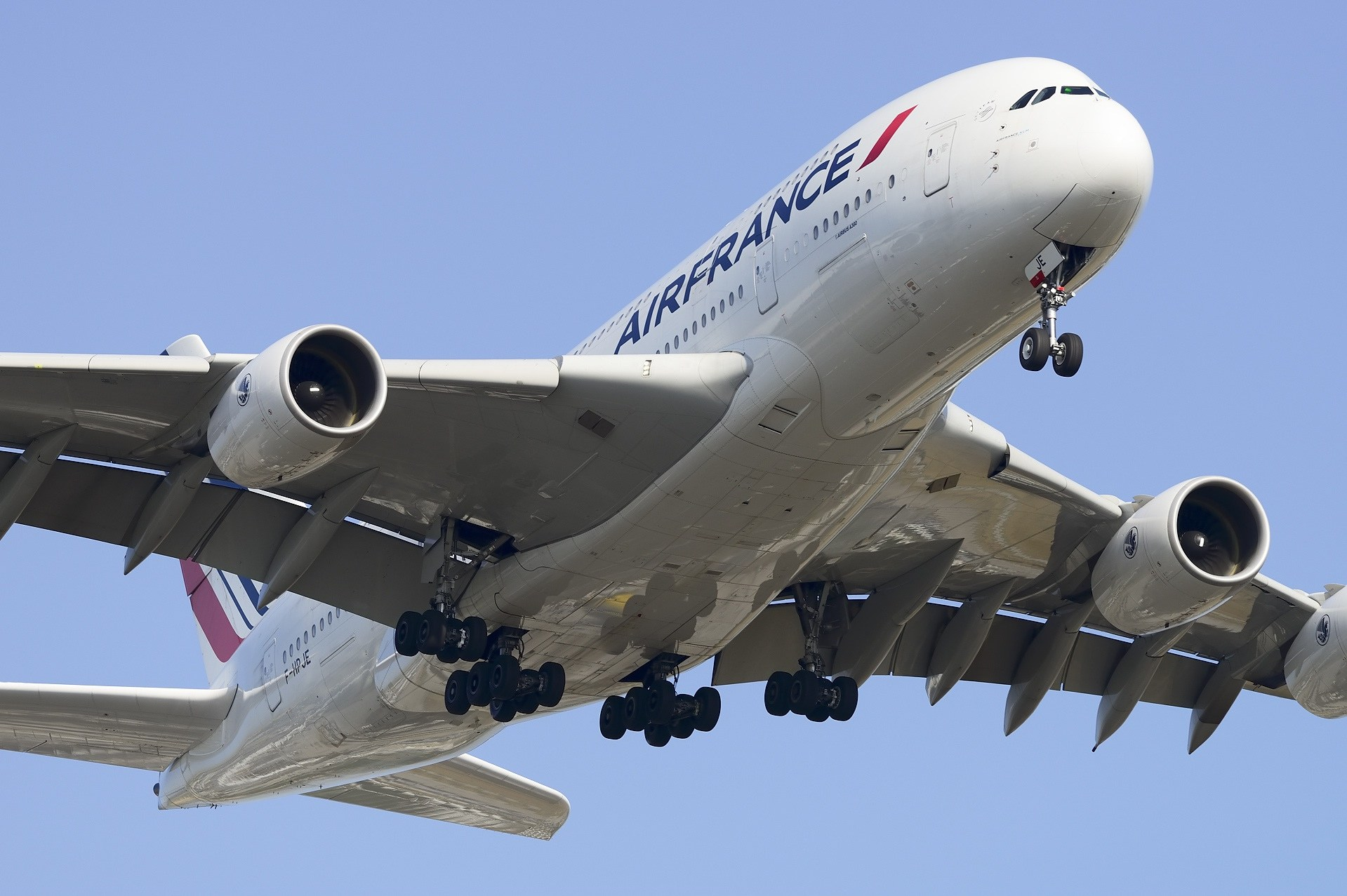F-HPJE A380-800 Air France