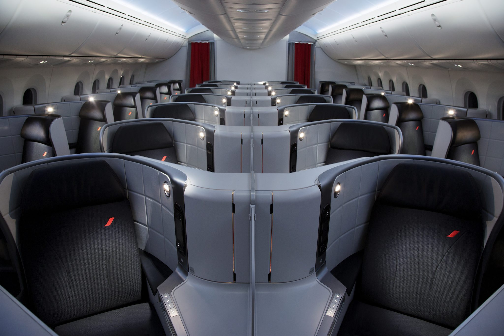cabine Best Business Air France