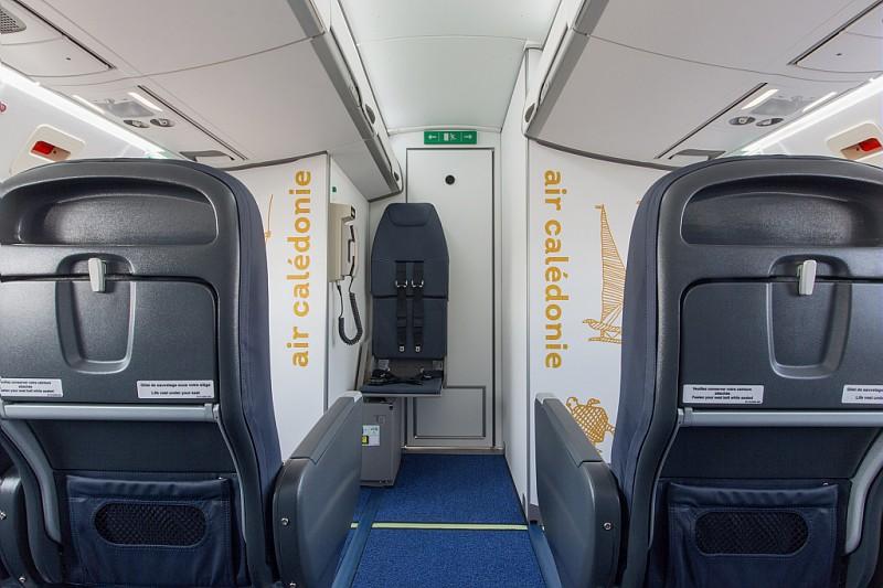 Cabine ATR 72-600 Air Calédonie