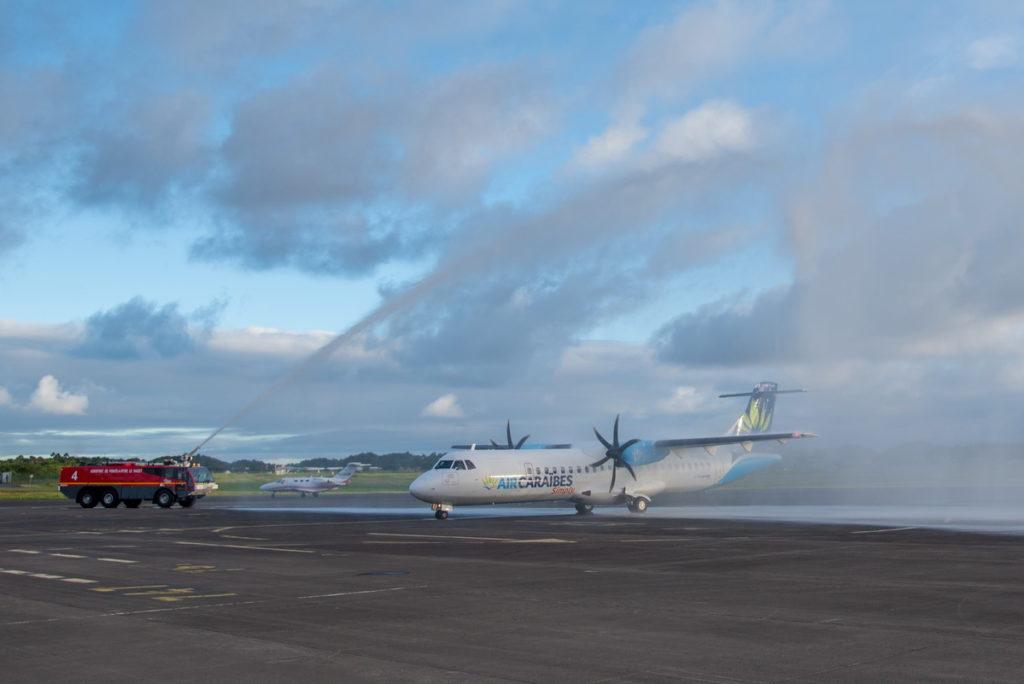 F-OSIV ATR 72-600 Air Caraïbes