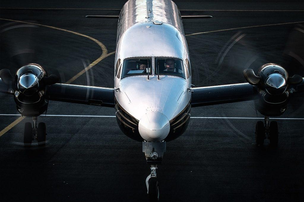 Beechcraft 1900 Twinjet F-GTVC