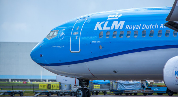 B737 KLM