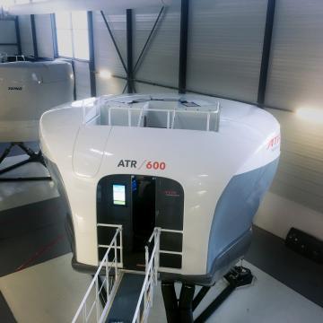 simulateur FFS d'ATR72-600 de Paris
