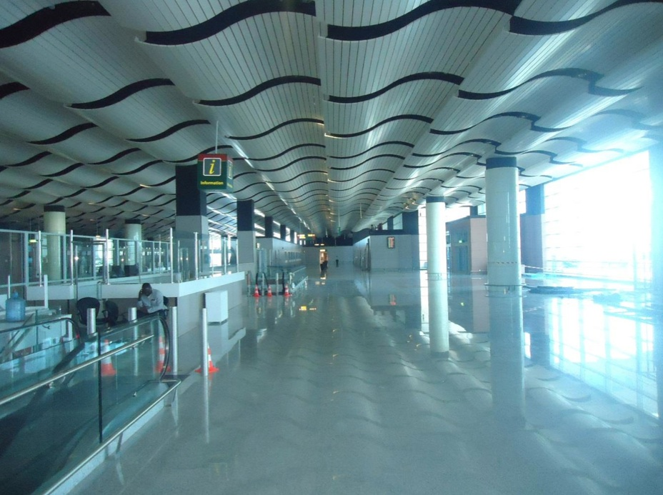 Aéroport international Blaise Diagne de Dakar [DSS]