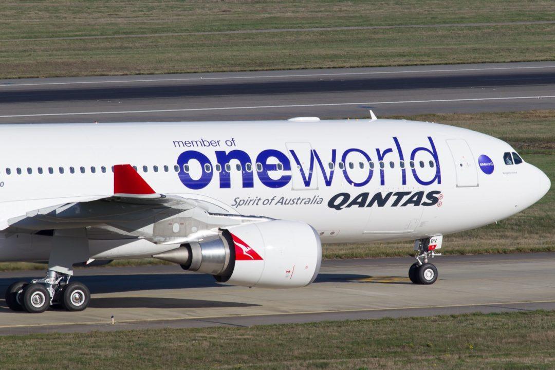 F-WWKN // VH-EBV Qantas Airbus A330-202 - cn 1365