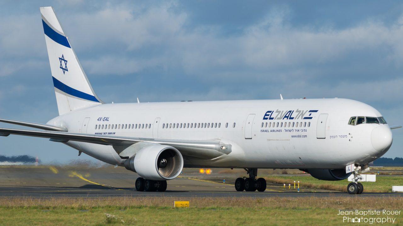 Boeing 767-33A(ER) El Al Israel Airlines 4X-EAL