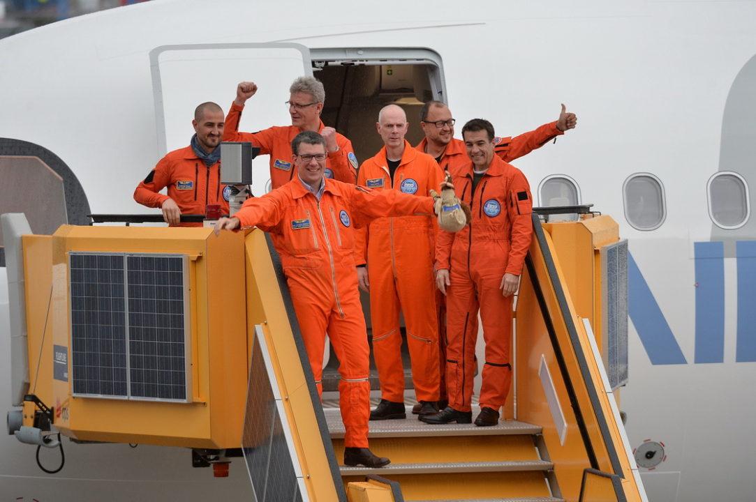 1er A321LR à Hambourg
