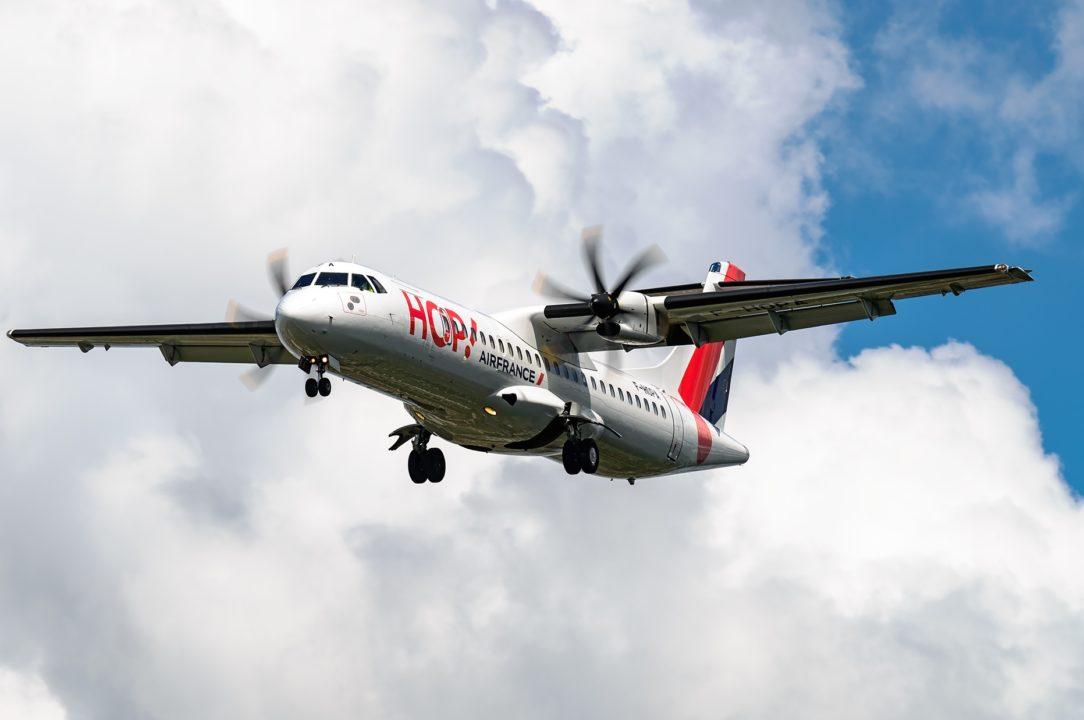 ATR72-600 Air France HOP!