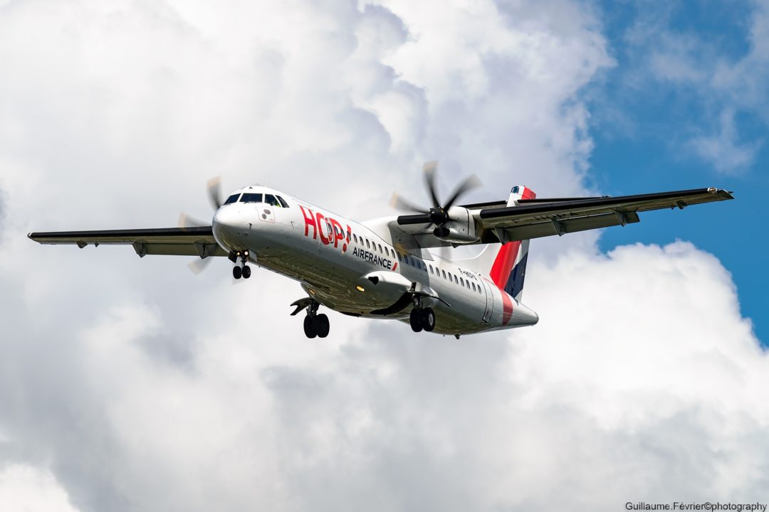 F-HOPA ATR72-600 Hop! Air France