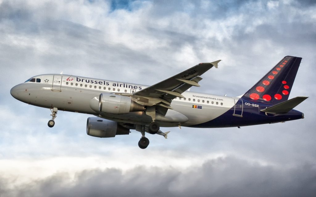 OO-SSX Brussels Airlines Airbus A319-111 - cn 2260