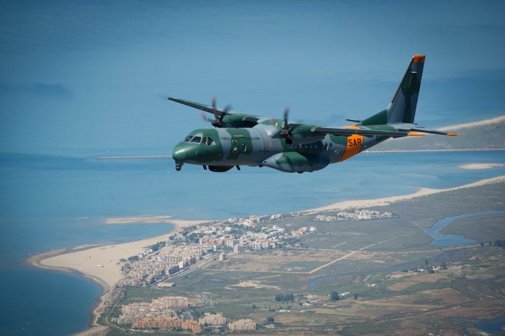 Airbus C295 SAR pour la recherche et le sauvetage