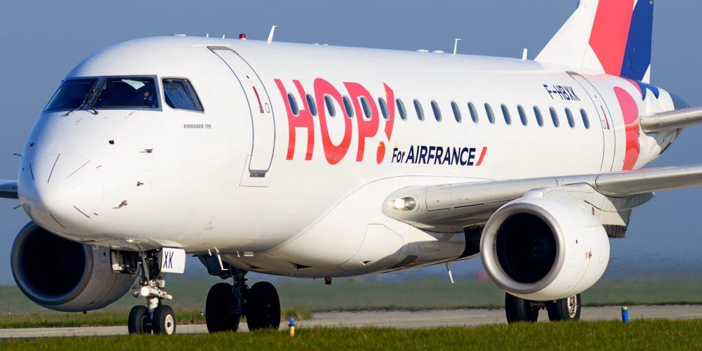 [F-HBXX] Embraer 170 HOP! Air France