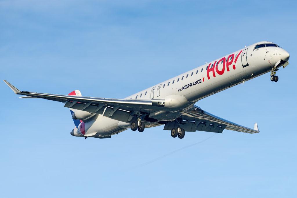 CRJ 1000 HOP Air France
