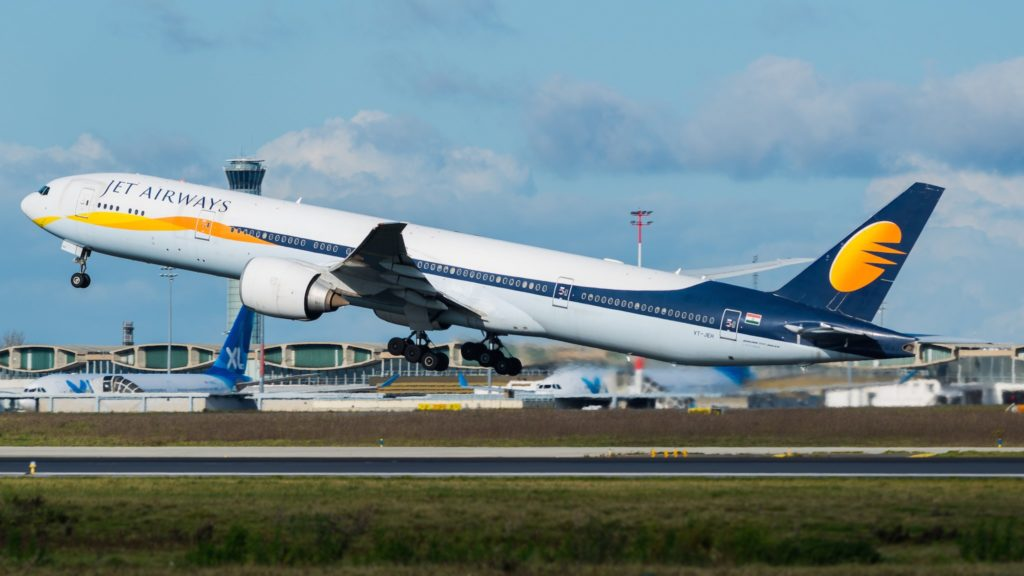 Boeing 777 300ER Jet Airways