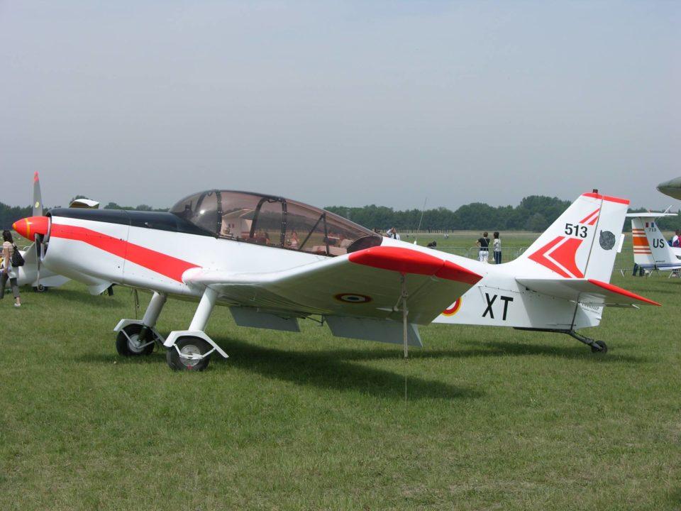 513/XT Jodel D.140R Abeille SAVV 00.701 Salon de Provence