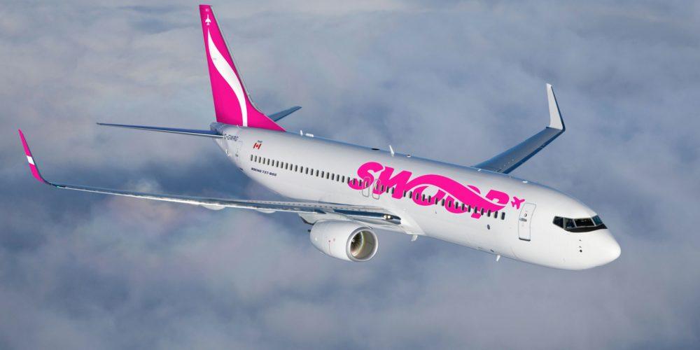 Boeing 737-800 Swoop