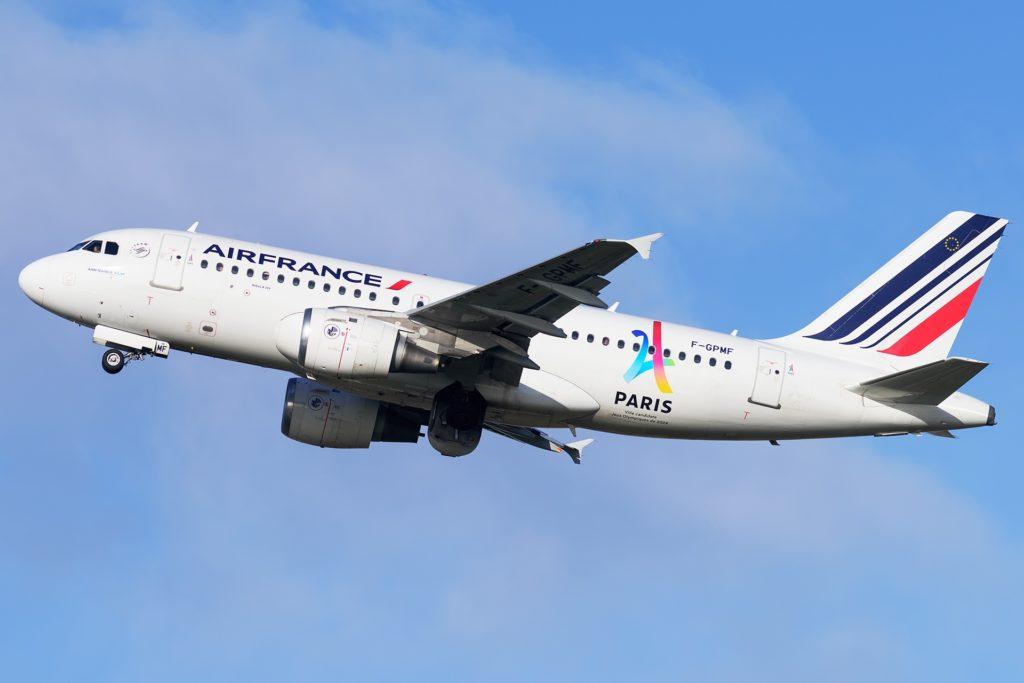 A319 Air France