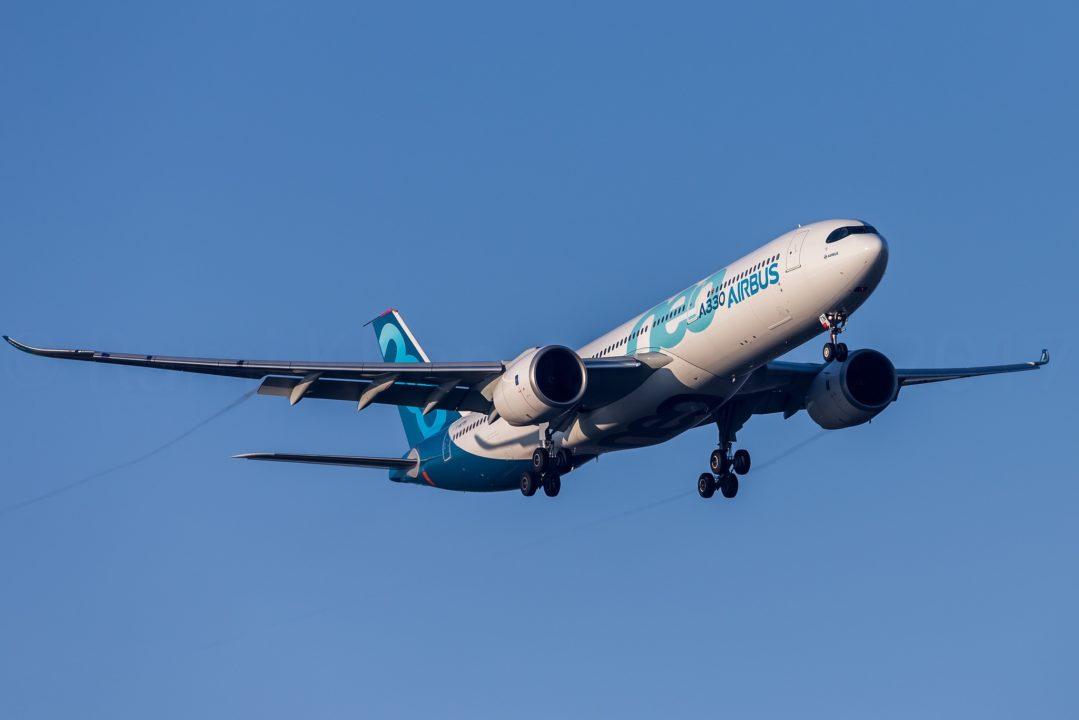 Airbus A330-941 NEO F-WTTN / MSN 1795