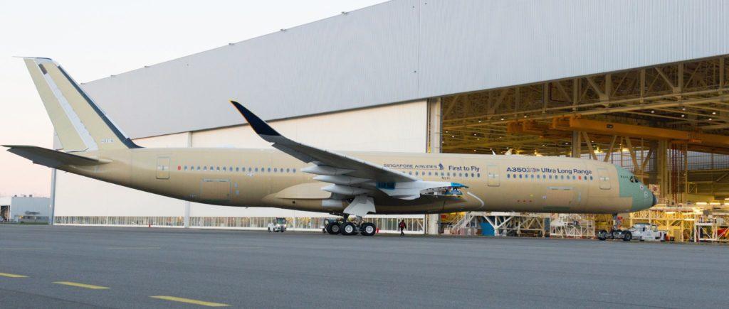 Airbus A350-900 ULR