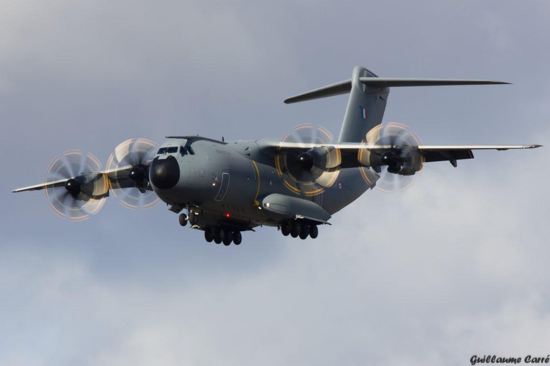 F-RBAD A400M Armée de l'Air