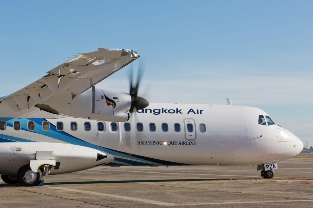 ATR 72-600 Bangkok Air MSN 1194