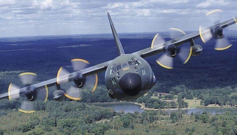 Lockheed C-130