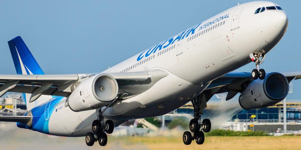 Airbus A330-343 Corsair International F-HSKY