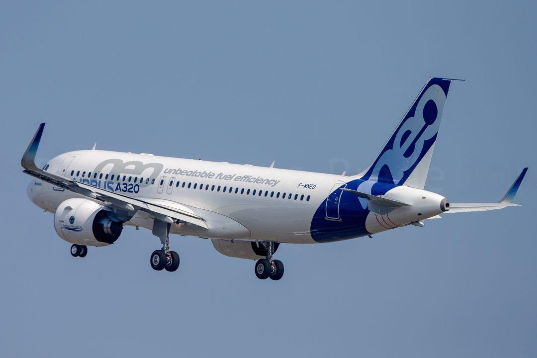 F-WNEO A320neo