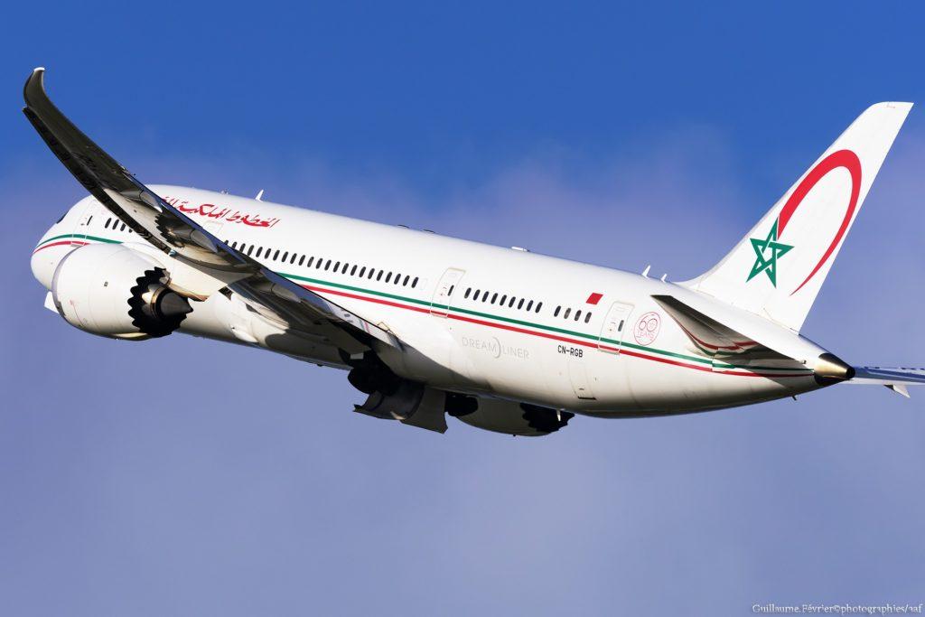 Boeing 787 Royal AIr Maroc