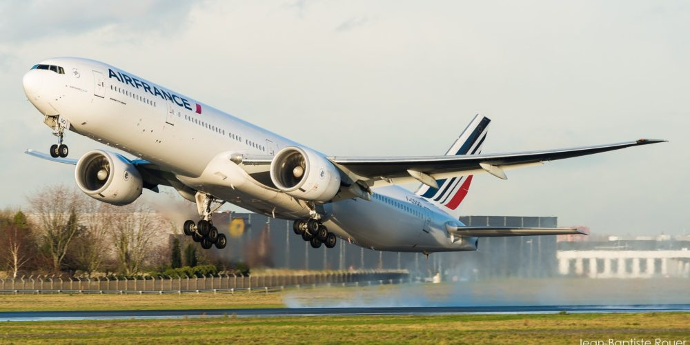 Boeing 777-328ER Air France F-GSQO