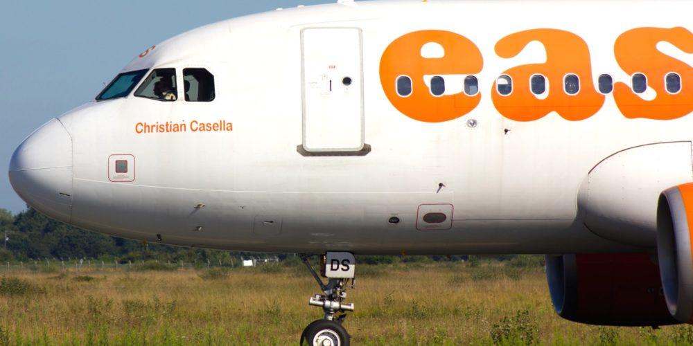 A319 Easyjet G-EZDS