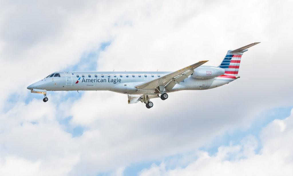 Embraer 145 American Airlines - N607AE