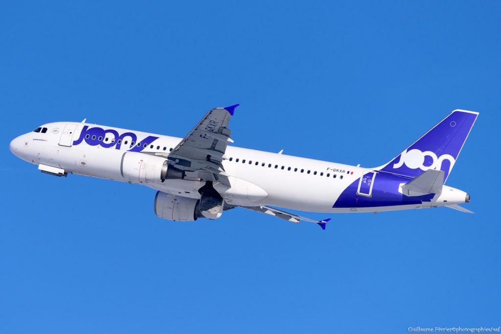 F-GKXR A320 JOON