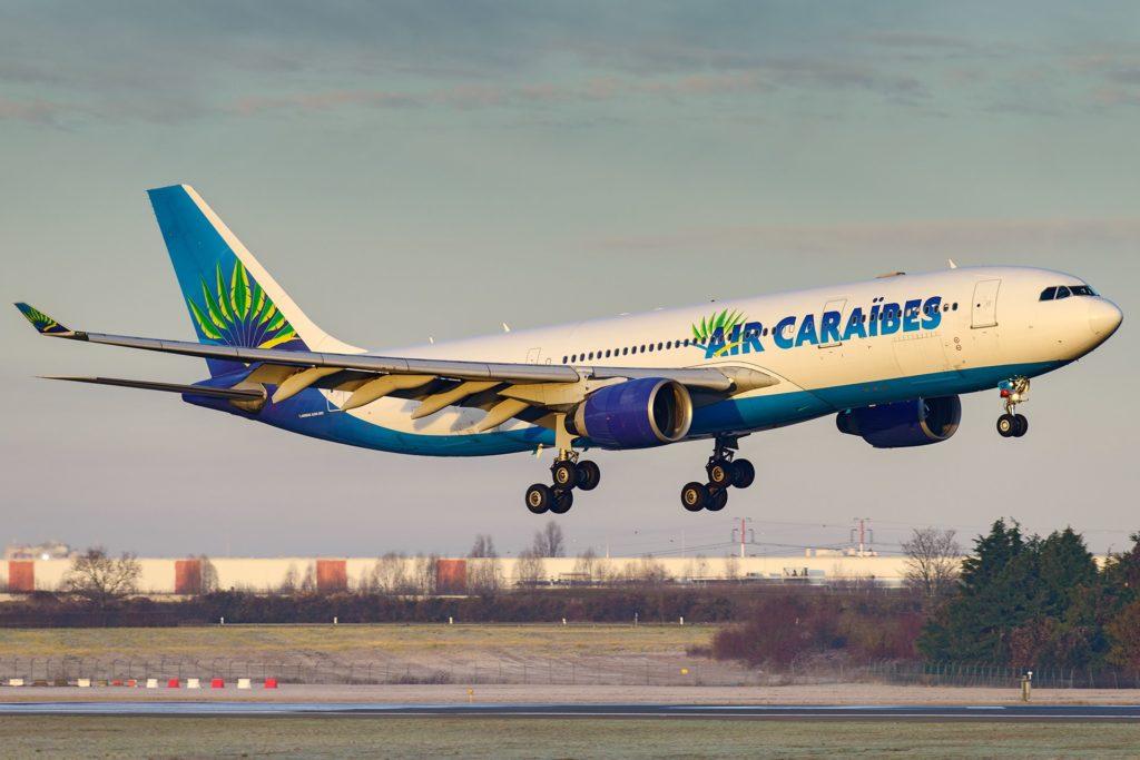 Airbus A330 Air Caraïbes