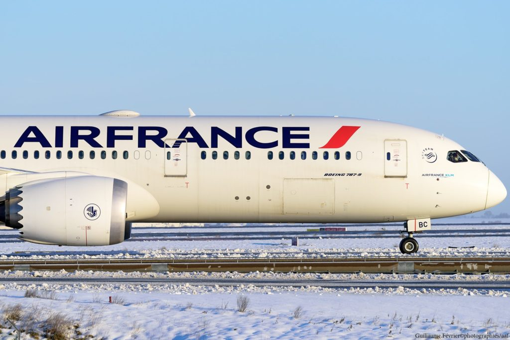 Boeing 787-800 Air France
