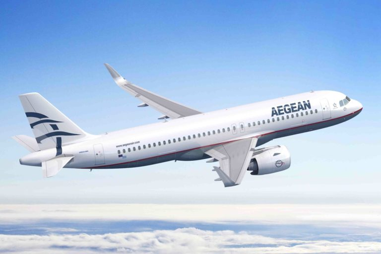 A320neo Aegean Airlines