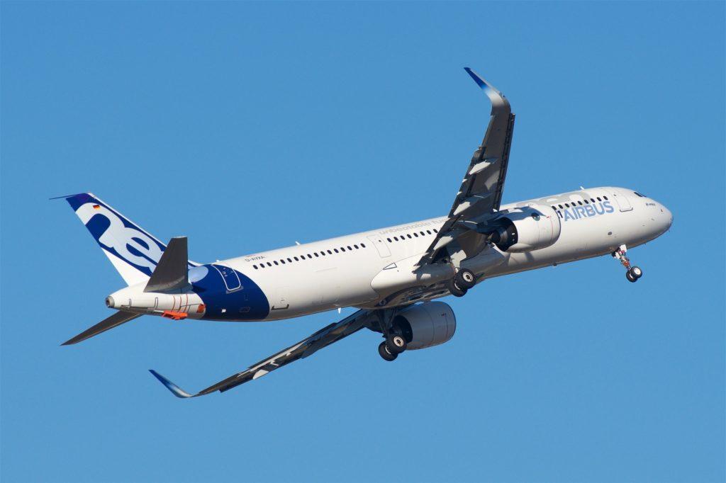 Airbus Industrie A321neo D-AVXA
