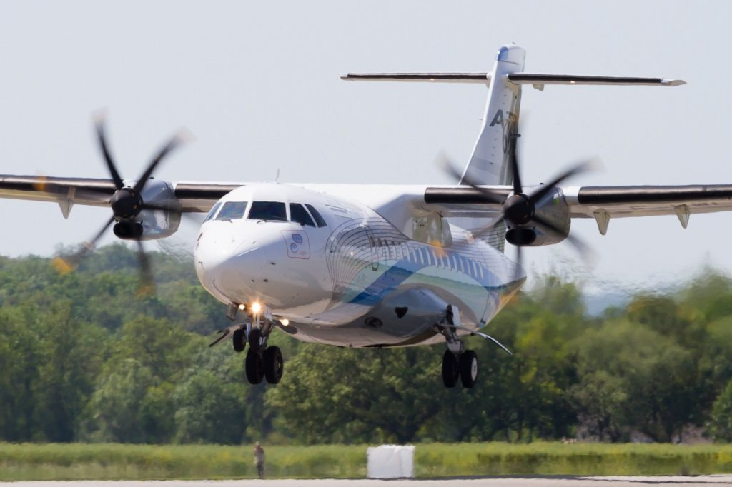F-WWLY, ATR 42-600