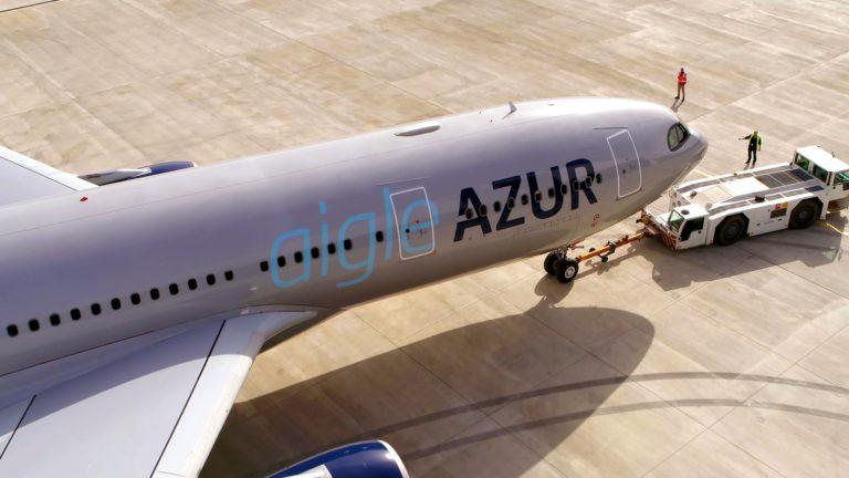 Airbus A330 Aigle Azur - MSN 493 - F-HTAC