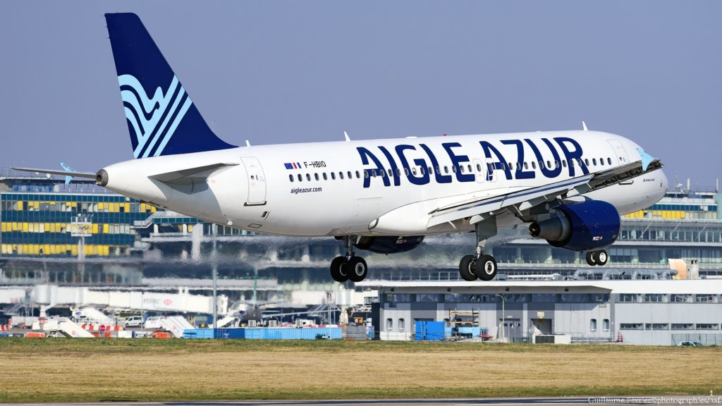 A320 Aigle Azur F-HBIO