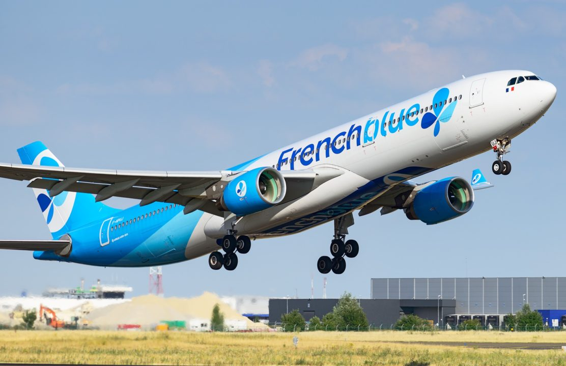 F-HPUJ A330-300 FRENCH BEE