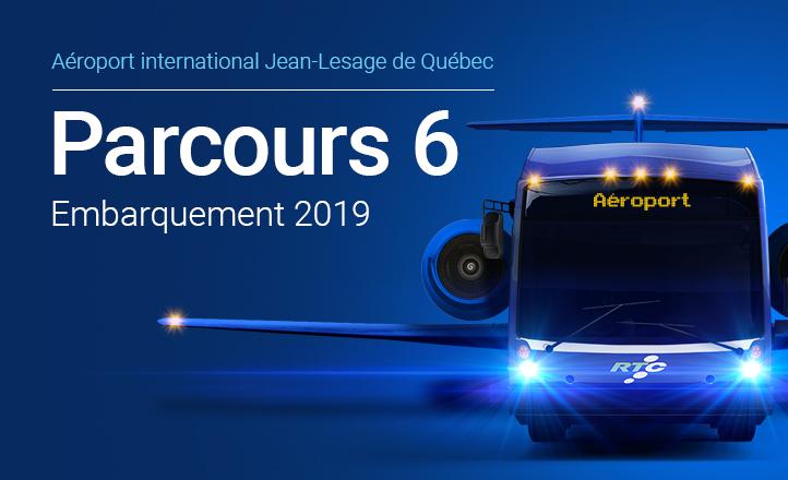 Parcour 6, la nouvelle ligne de bus durecte