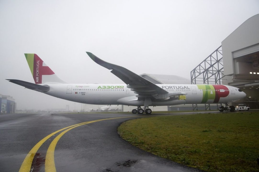 MSN1836 A330neo TAP Portugal