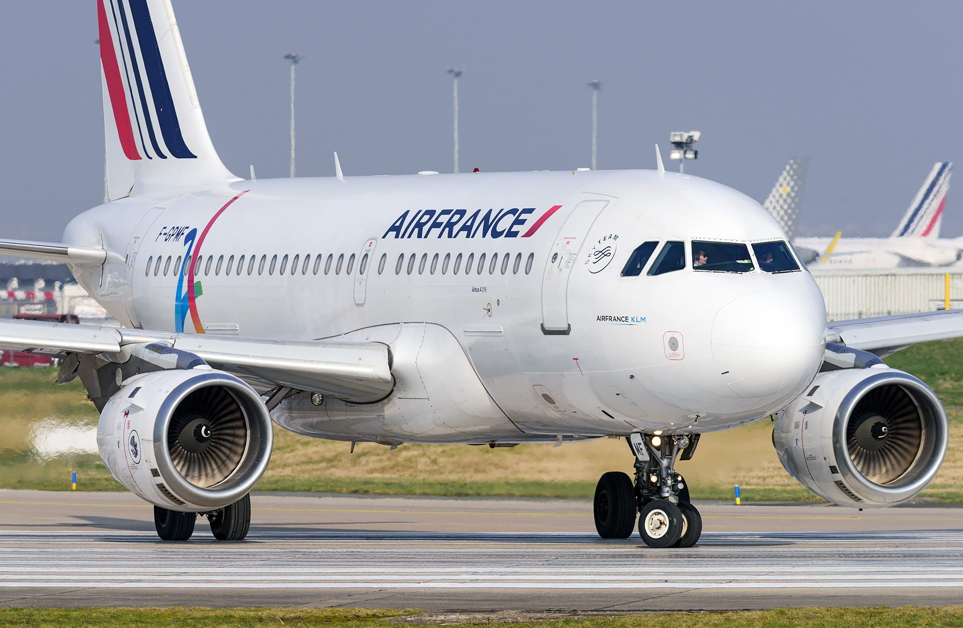 A319 Air France [F-GPMF]